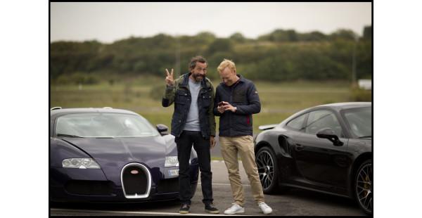 """""""Alle elsker biler"""" Christian Grau og Anders Breinholt"""